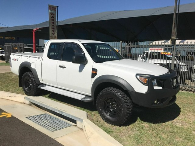 Used Ford Ranger XL (4x4), Toowoomba, 2011 Ford Ranger XL (4x4) Super Cab Pick-up
