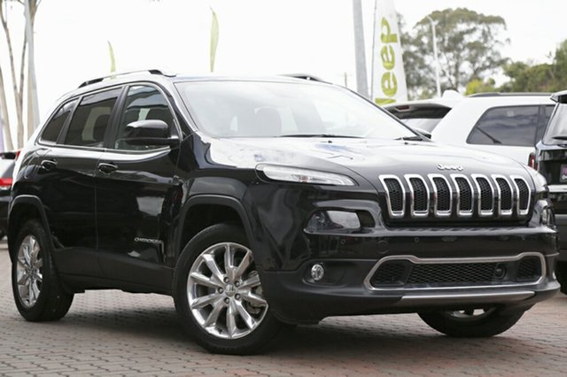 Discounted New Jeep Cherokee Limited, Narellan, 2015 Jeep Cherokee Limited SUV