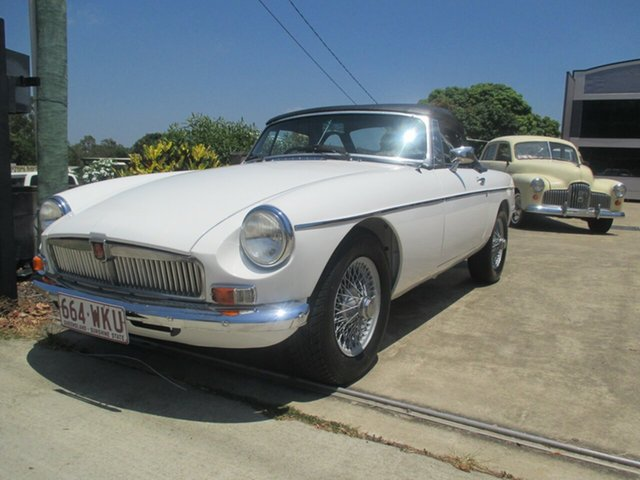 Used MG B MG, Capalaba, 1963 MG B MG Roadster