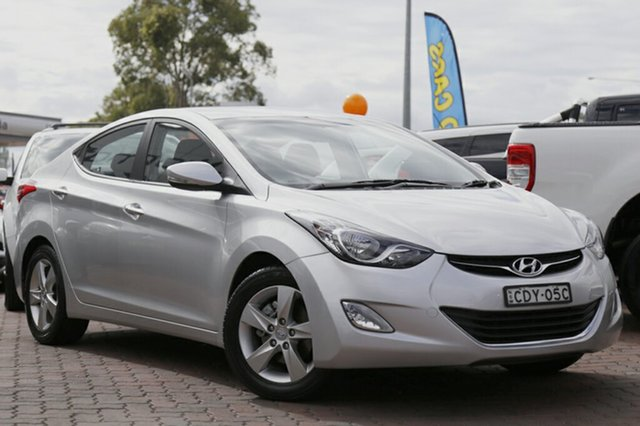 Used Hyundai Elantra Elite, Southport, 2011 Hyundai Elantra Elite Sedan
