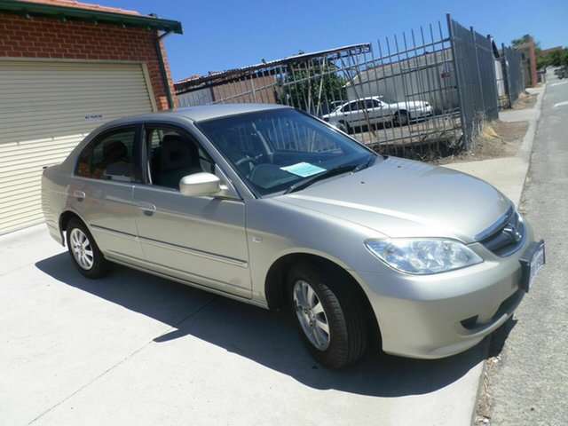 Used Honda Civic GLi, Mount Lawley, 2004 Honda Civic GLi Sedan