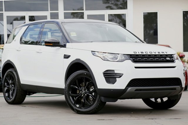 New Land Rover Discovery Sport TD4 150 SE, Narellan, 2017 Land Rover Discovery Sport TD4 150 SE SUV