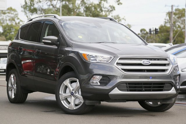 Demonstrator, Demo, Near New Ford Escape Trend PwrShift AWD, Southport, 2016 Ford Escape Trend PwrShift AWD SUV