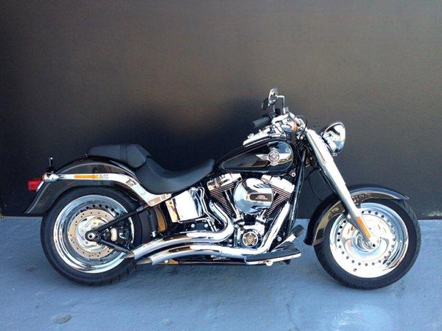 Discounted New Harley-Davidson FLSTF Fat Boy 1700CC, Slacks Creek, Harley-Davidson FLSTF Fat Boy 1700CC MY17