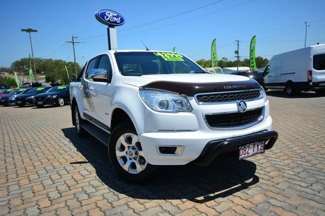 Used Holden Colorado Storm Crew Cab, Southport, 2014 Holden Colorado Storm Crew Cab Utility