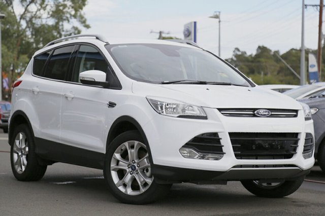 Demonstrator, Demo, Near New Ford Kuga Trend AWD, Narellan, 2016 Ford Kuga Trend AWD SUV