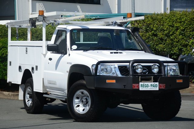 Discounted Used Nissan Patrol DX, Acacia Ridge, 2012 Nissan Patrol DX GU 6 Series II Cab Chassis