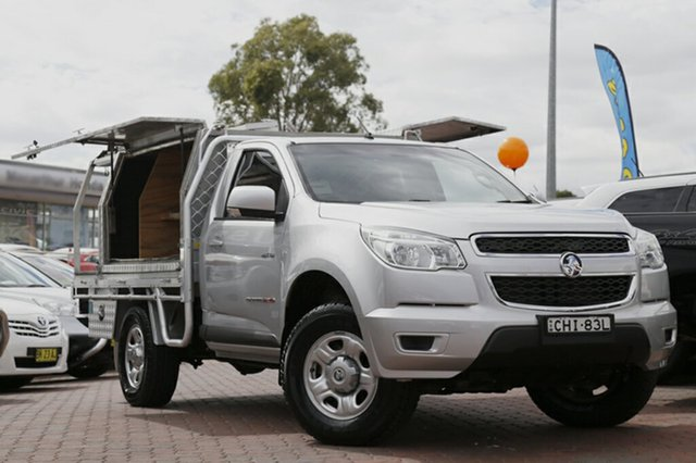 Used Holden Colorado LX, Southport, 2012 Holden Colorado LX Cab Chassis