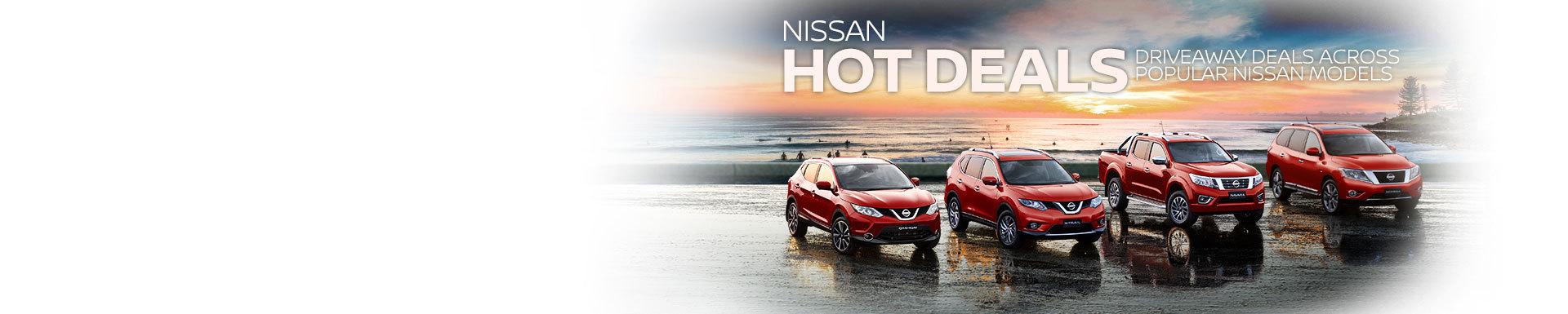 Nissan National Offer - Hot Deals
