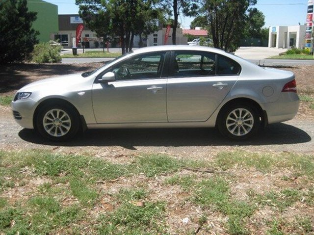 Used Ford Falcon XT, Beverley, 2011 Ford Falcon XT Sedan