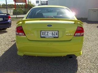 2003 Ford Falcon XR6 Turbo Sedan.