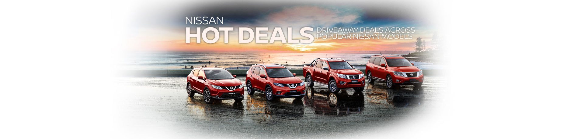 Nissan National Offer - Hot Deals