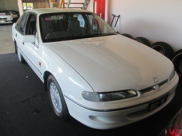 Used Holden Berlina Berlina, Capalaba, 1996 Holden Berlina Berlina Sedan