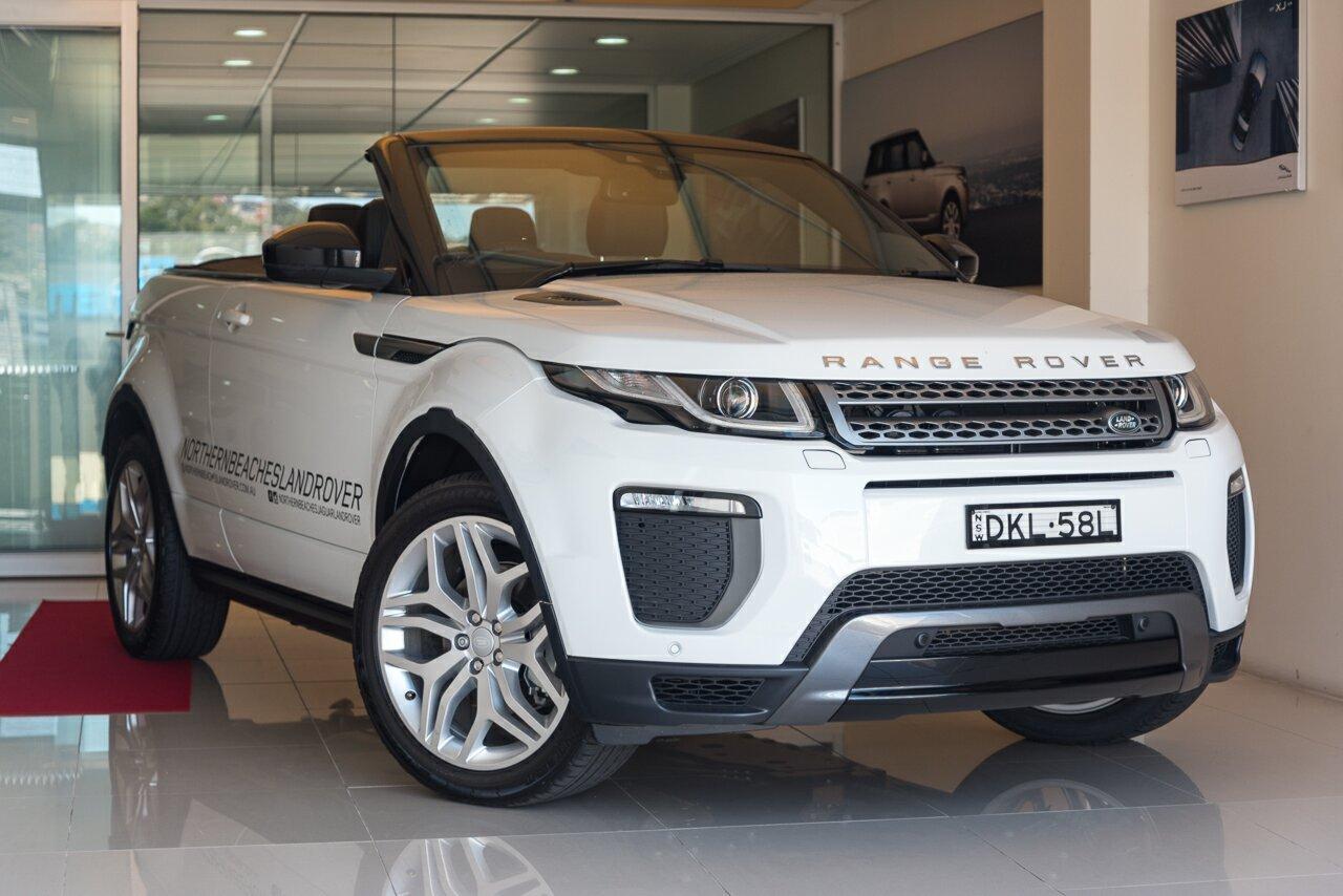 2016 Land Rover Range Rover Evoque L538 MY16.5