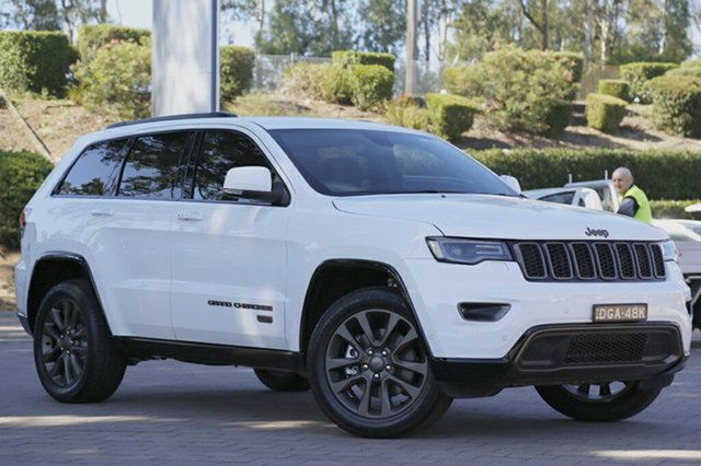 Discounted Demonstrator, Demo, Near New Jeep Grand Cherokee 75th Anniversary, Southport, 2016 Jeep Grand Cherokee 75th Anniversary SUV