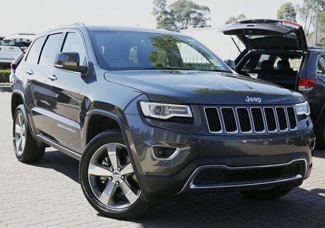 Discounted New Jeep Grand Cherokee Limited, Narellan, 2015 Jeep Grand Cherokee Limited SUV
