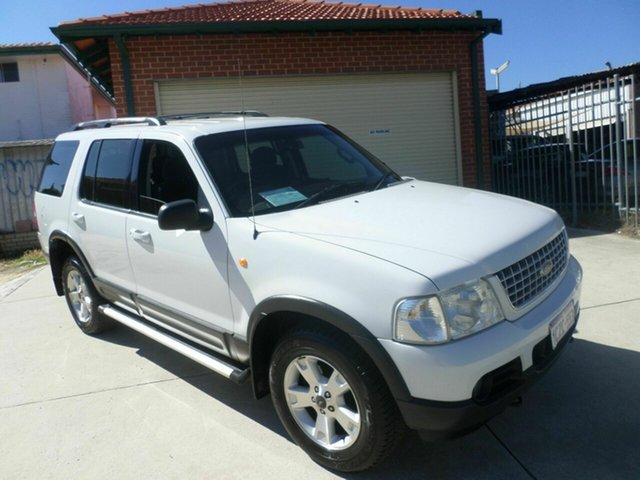 Used Ford Explorer XLT, Mount Lawley, 2003 Ford Explorer XLT Wagon
