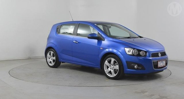 Used Holden Barina CDX, Altona North, 2014 Holden Barina CDX Hatchback