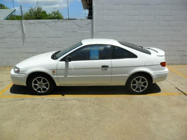 Used Toyota Paseo, Redcliffe, 1996 Toyota Paseo Coupe