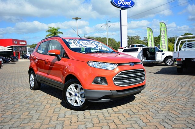 Discounted New Ford Ecosport Trend PwrShift, Southport, 2016 Ford Ecosport Trend PwrShift SUV