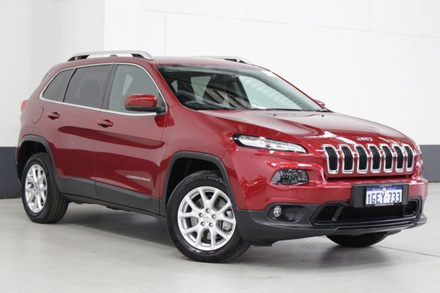 Used Jeep Cherokee Longitude (4x4), Bentley, 2015 Jeep Cherokee Longitude (4x4) Wagon