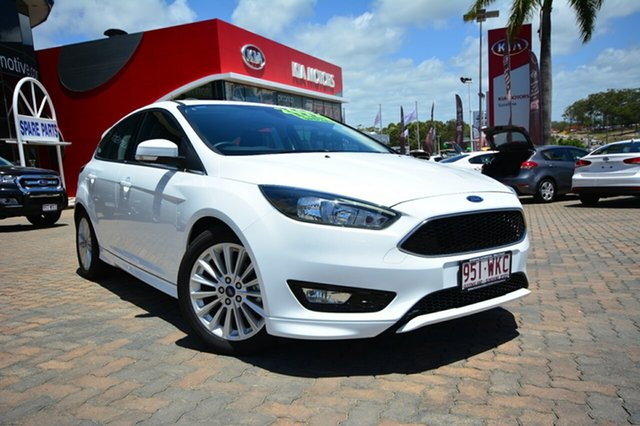 Used Ford Focus Sport, Southport, 2016 Ford Focus Sport Hatchback