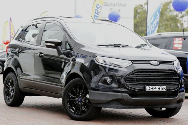 Discounted Used Ford Ecosport Titanium PwrShift, Narellan, 2016 Ford Ecosport Titanium PwrShift SUV