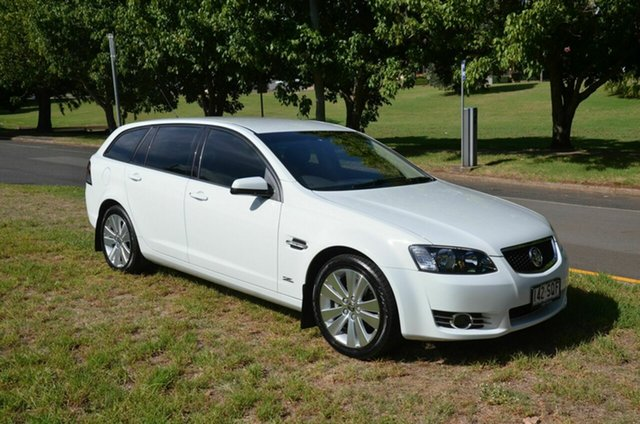 Used Holden Commodore Z-Series, Toowoomba, 2012 Holden Commodore Z-Series Sportswagon