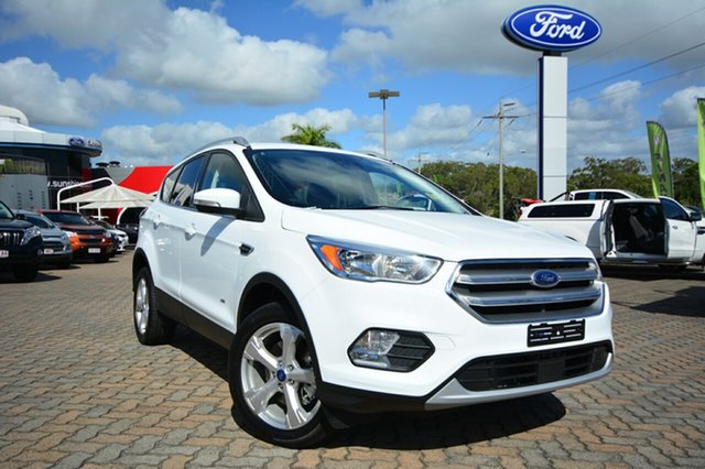 Discounted Demonstrator, Demo, Near New Ford Escape Trend PwrShift AWD, Southport, 2016 Ford Escape Trend PwrShift AWD SUV