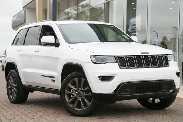 Discounted New Jeep Grand Cherokee 75th Anniversary, Narellan, 2016 Jeep Grand Cherokee 75th Anniversary SUV