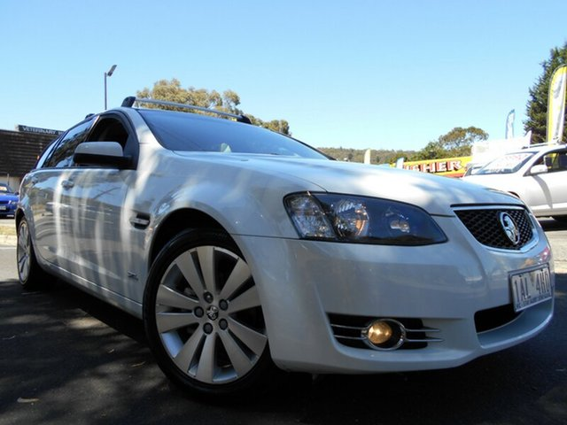 Used Holden Commodore Z-Series, Upper Ferntree Gully, 2012 Holden Commodore Z-Series Sportswagon