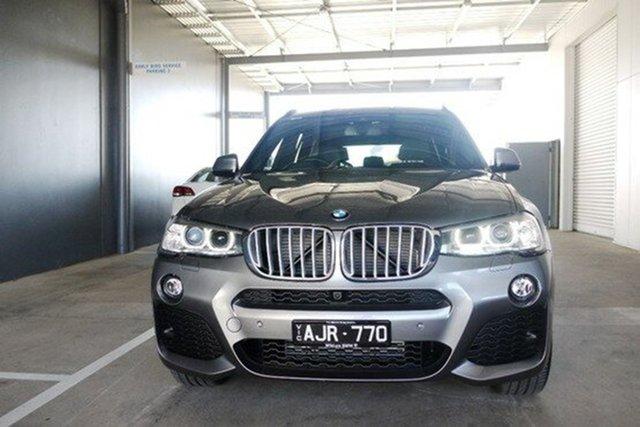 Demonstrator, Demo, Near New BMW X3 xDrive30d, 2016 BMW X3 xDrive30d F25 LCI Wagon