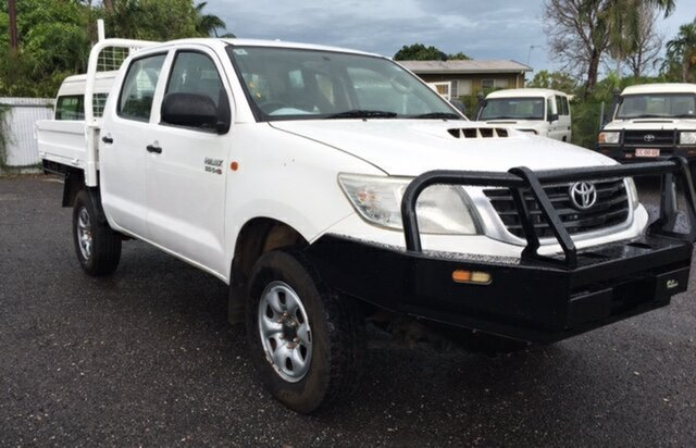 Used Toyota Hilux, Parap, 2012 Toyota Hilux Trayback