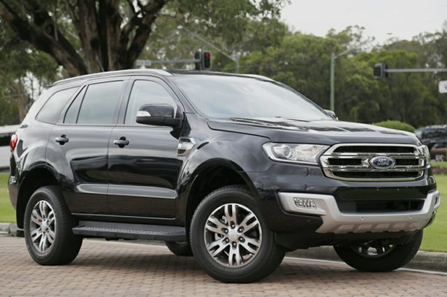 Discounted New Ford Everest Trend, Warwick Farm, 2016 Ford Everest Trend SUV