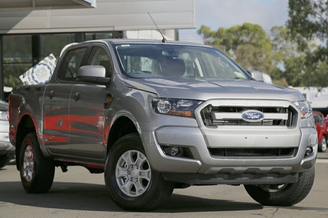 Discounted Demonstrator, Demo, Near New Ford Ranger XLS Double Cab, Narellan, 2016 Ford Ranger XLS Double Cab Utility