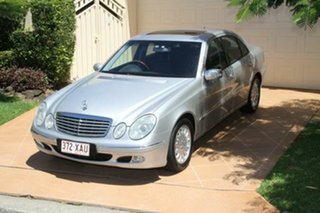 2004 Mercedes-Benz E320 Elegance W211 Sedan