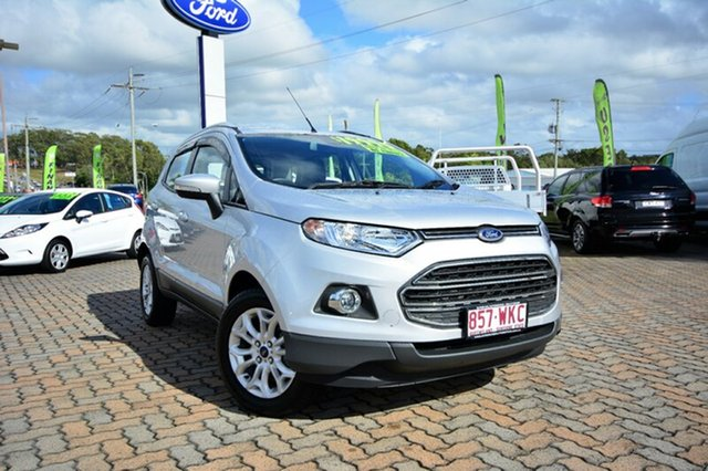 Discounted Used Ford Ecosport Titanium PwrShift, Southport, 2015 Ford Ecosport Titanium PwrShift Wagon