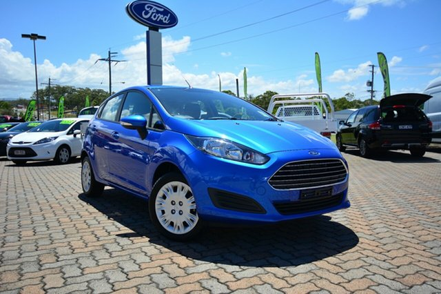 Discounted Demonstrator, Demo, Near New Ford Fiesta Ambiente PwrShift, Southport, 2016 Ford Fiesta Ambiente PwrShift Hatchback