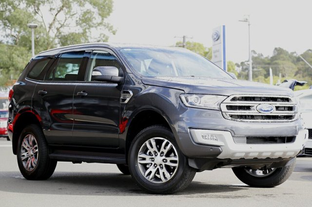New Ford Everest Ambiente, Narellan, 2016 Ford Everest Ambiente SUV