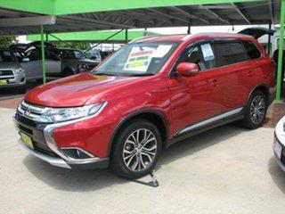2016 Mitsubishi Outlander Current model 6000 Ks Wagon.