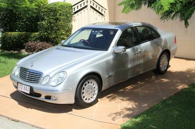 Discounted Used Mercedes-Benz E320 Elegance, Bundall, 2004 Mercedes-Benz E320 Elegance W211 Sedan