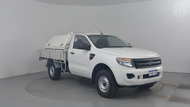 Used Ford Ranger XL 4x2 Hi-Rider, Altona North, 2011 Ford Ranger XL 4x2 Hi-Rider Cab Chassis