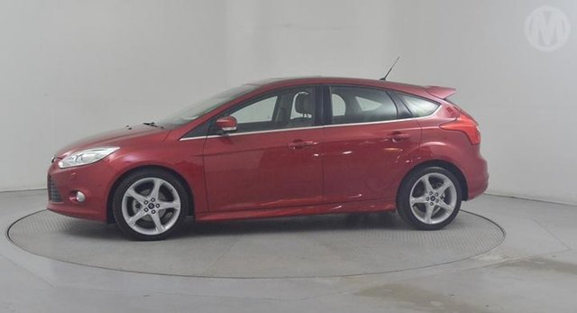 Used Ford Focus Titanium, Altona North, 2012 Ford Focus Titanium Hatchback