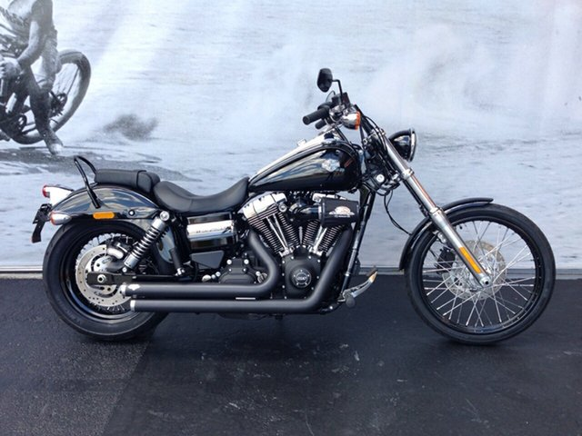Discounted New Harley-Davidson FXDWG Wide Glide 1700CC, Slacks Creek, Harley-Davidson FXDWG Wide Glide 1700CC MY17
