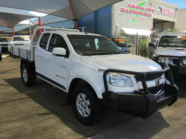 Used Holden Colorado LX (4x4), Toowoomba, 2012 Holden Colorado LX (4x4) Spacecab