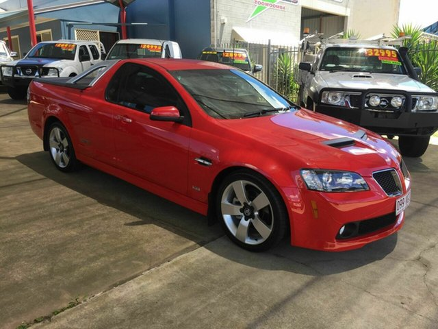 Used Holden Commodore SS-V SE, Toowoomba, 2009 Holden Commodore SS-V SE Utility