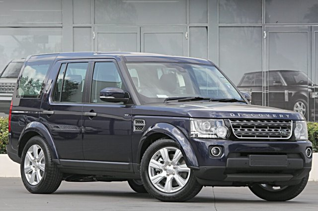 Discounted Used Land Rover Discovery SDV6 SE, Narellan, 2015 Land Rover Discovery SDV6 SE SUV