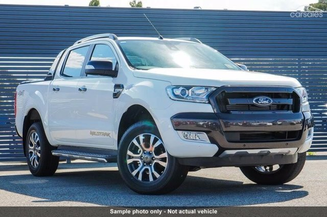New Ford Ranger Wildtrak Double Cab, Southport, 2016 Ford Ranger Wildtrak Double Cab Utility
