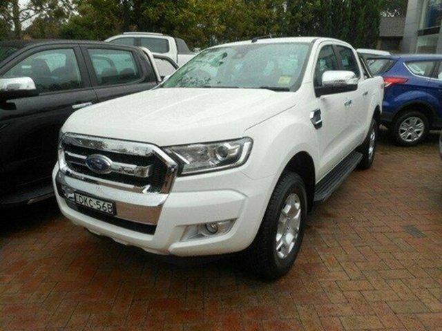 Used Ford Ranger XLT Double Cab, Southport, 2016 Ford Ranger XLT Double Cab Utility