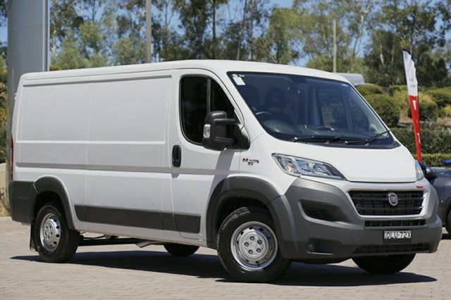 Discounted Demonstrator, Demo, Near New Fiat Ducato Low Roof MWB Comfort-matic, Southport, 2016 Fiat Ducato Low Roof MWB Comfort-matic Van